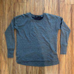 Gray Athleta Sweatshirt, Medium